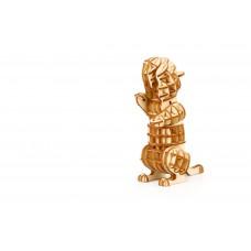 3D деревянный пазл Robotime Дикие животные - Сурок