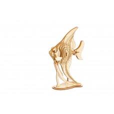 3D деревянный пазл Robotime Морские животные - Рыба-ангел