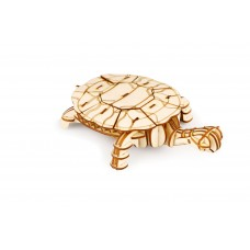 3D деревянный пазл Robotime Морские животные - Черепаха