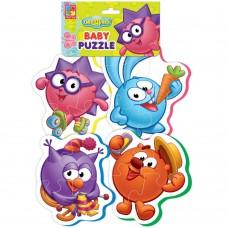 Мягкие пазлы Vladi Toys - Baby puzzle Смешарики
